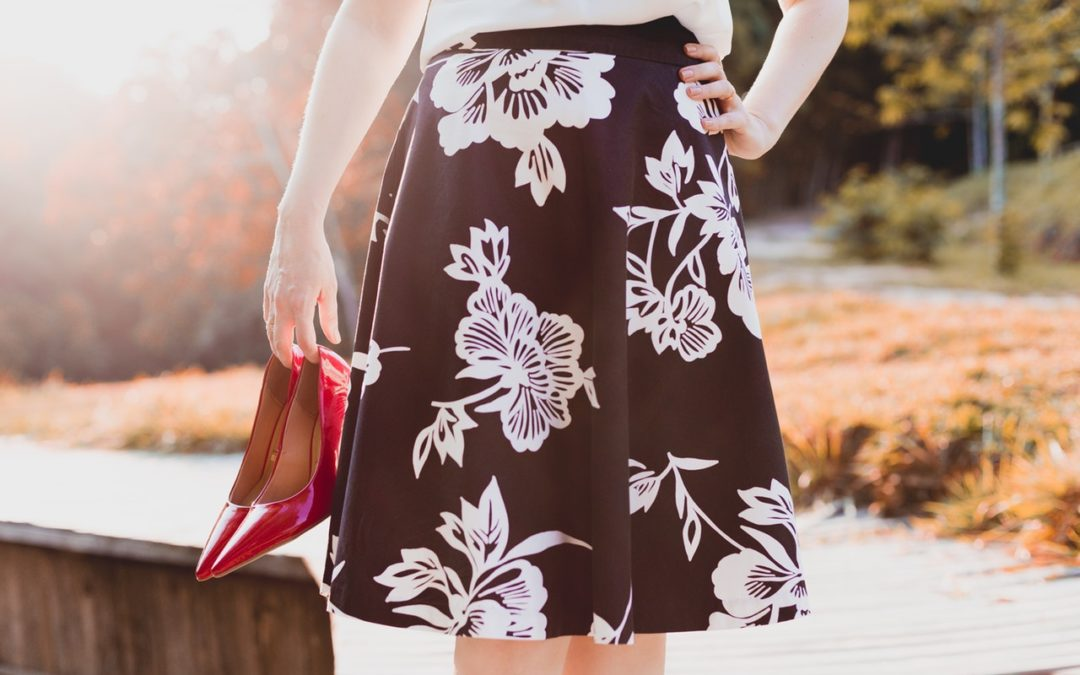The cutest skirts for fall